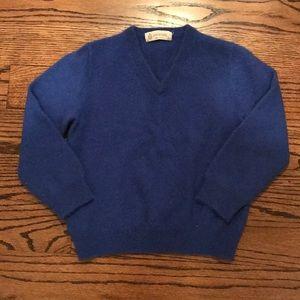 GUC Boys Blue Cashmere Sweater